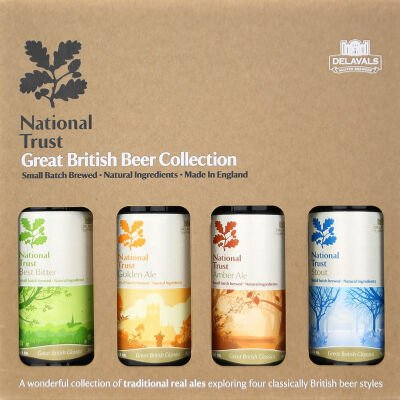 National Trust – Great British Beer Collection